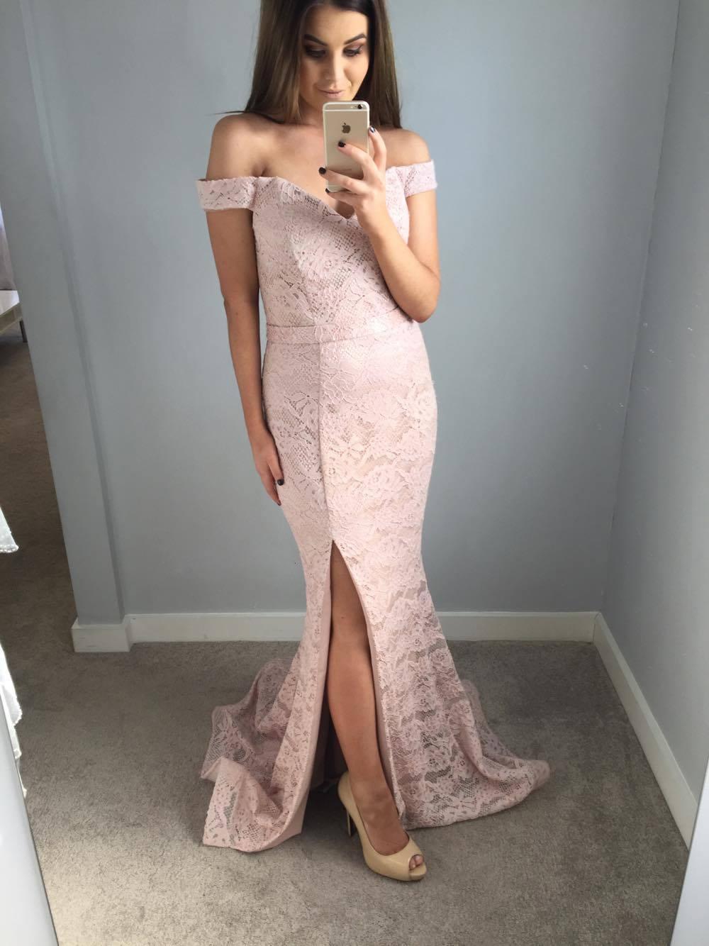 Ariel Lace dress 9013