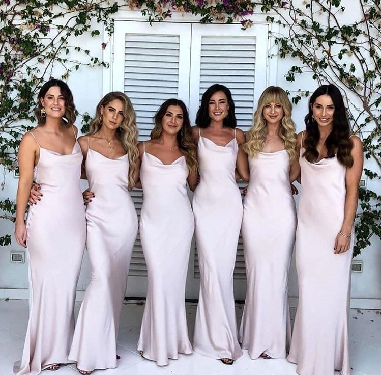 72a9ba1d8fee Shona Joy Bridesmaid Dresses Online Australia Afterpay ZipPay Bias Cowl  Slip Dress Porcelain Sydney Melbourne Adelaide