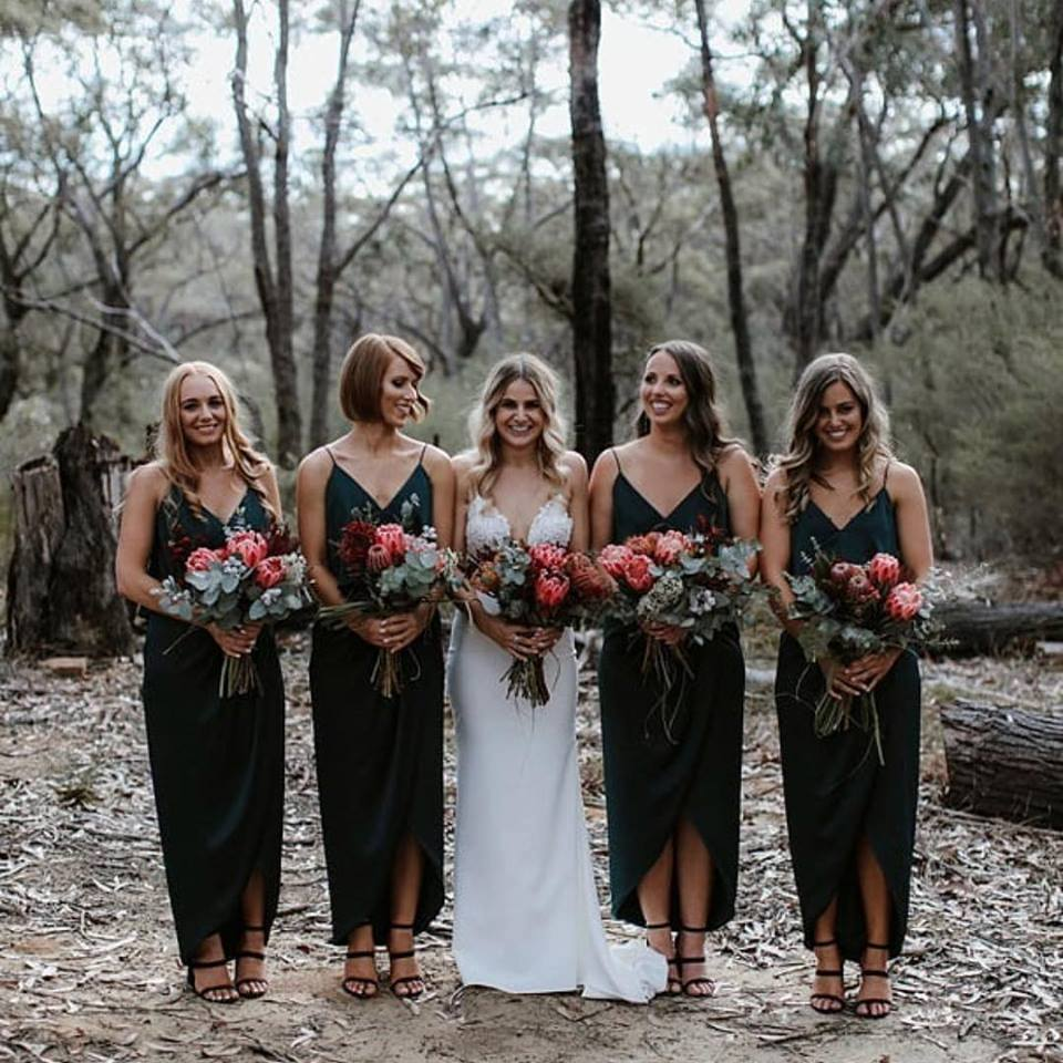 huge discount authentic shop for official Green Bridesmaids Dresses Online and Afterpay: The Dessy ...