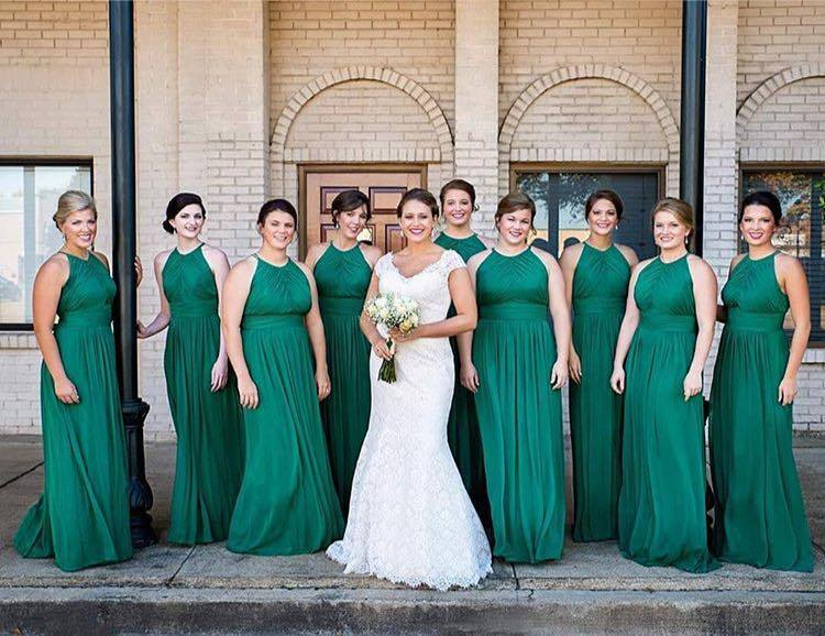 bd37e12b89d Green Bridesmaids Dresses Online and Afterpay  The Dessy Group and ...