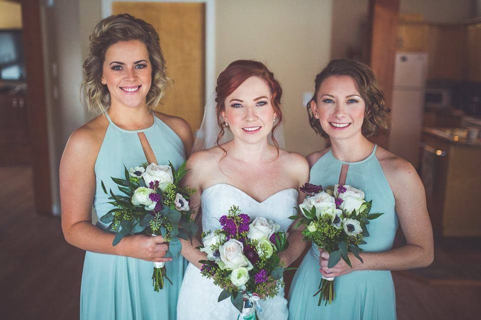After Six Bridesmaid Style 1502 Halter Bridesmaids Dresses