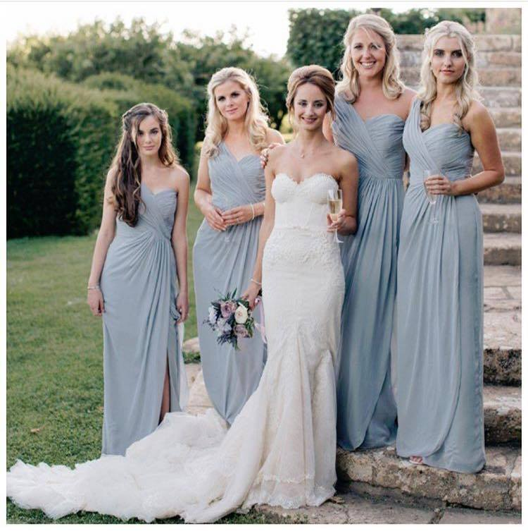 Christy Dress By Dessy Bridesmaids 2905 in 114 colours Aqua Bridesmaids Dresses Online Sydney Australia Afterpay