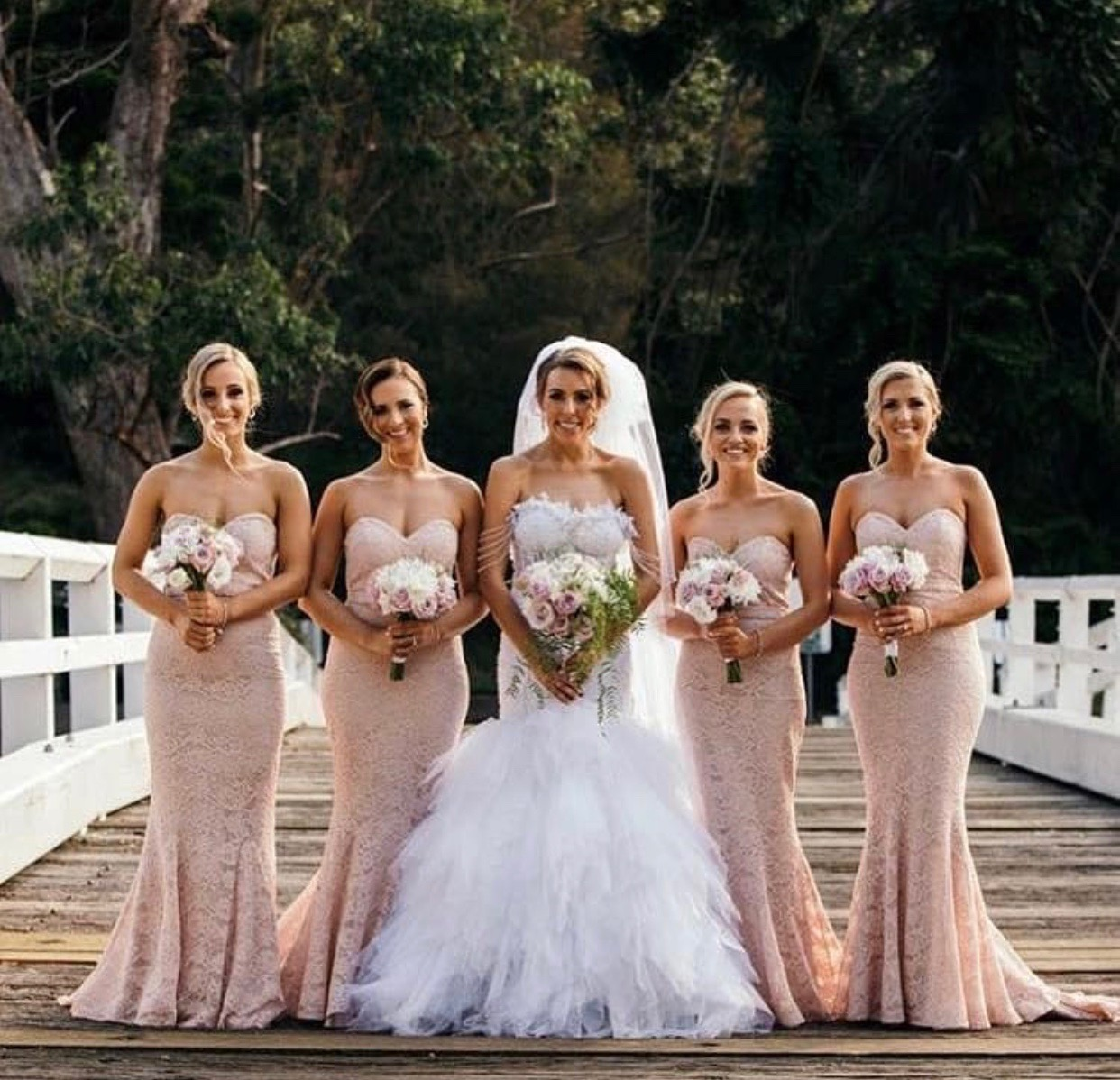 Watch - Bridesmaid Lace dresses australia pictures video