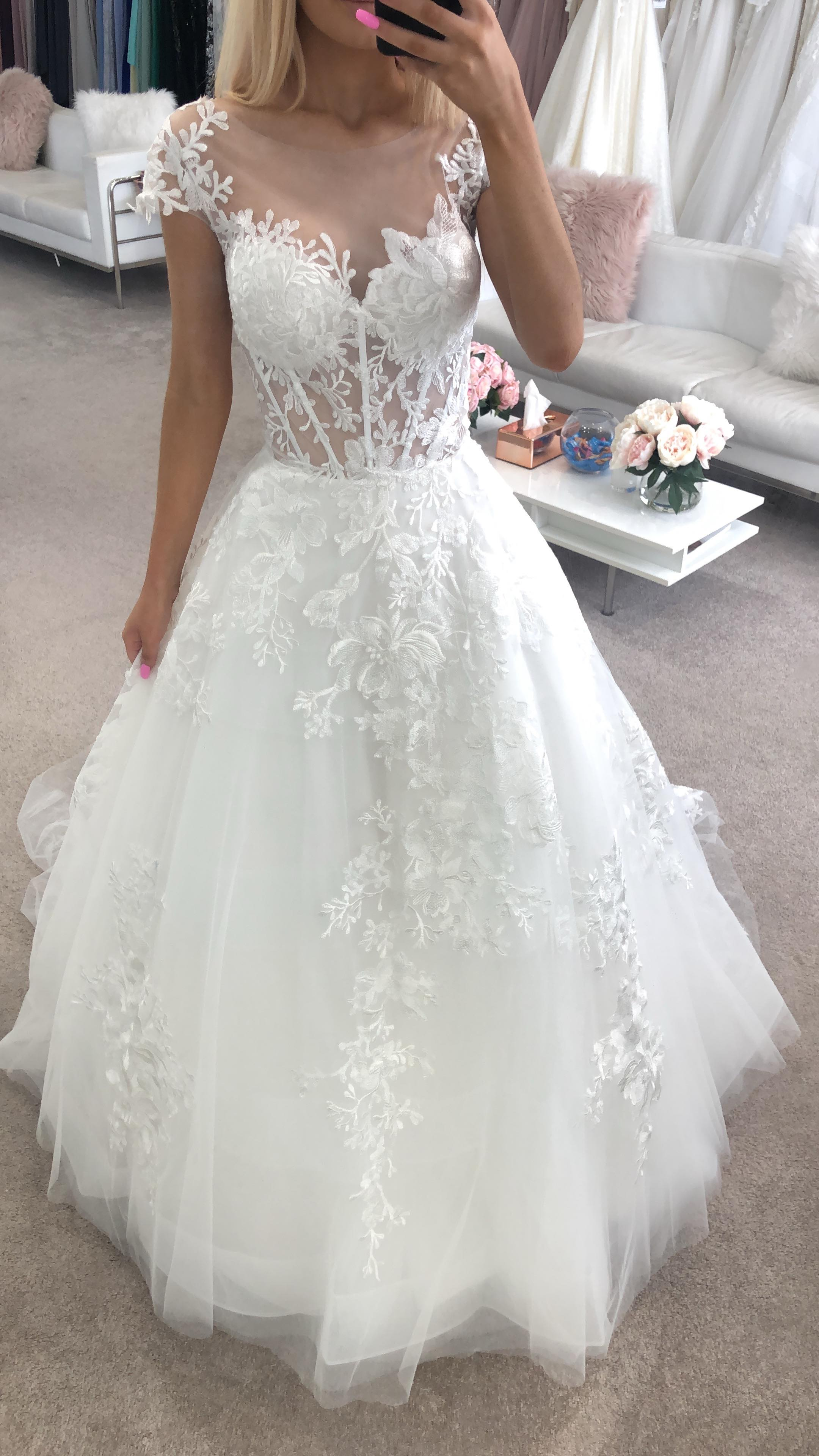 Alessia 18116 Calla Blanche L'amour Wedding Dresses Sydney Australia Afterpay Melbourne Brisbane Canberra Adelaide