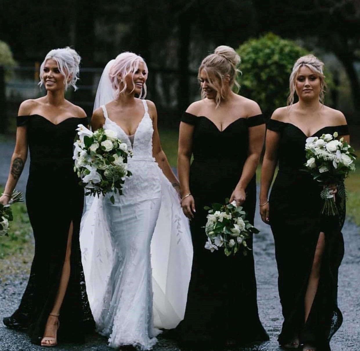 Modern Bridesmaid Dresses Sydney Jadore Dresses Portia And Scarlett