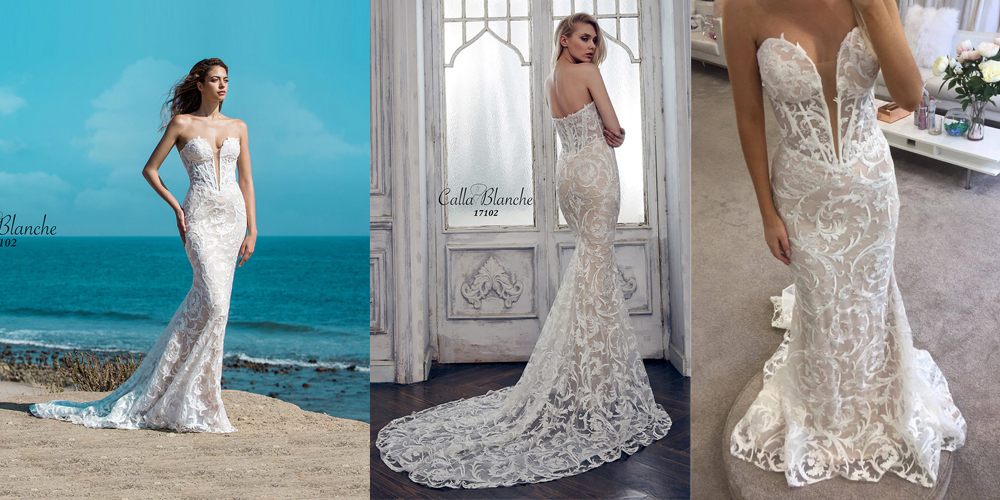 NEW IN! Calla Blanche Bridal 2018 collections! - Fashionably Yours