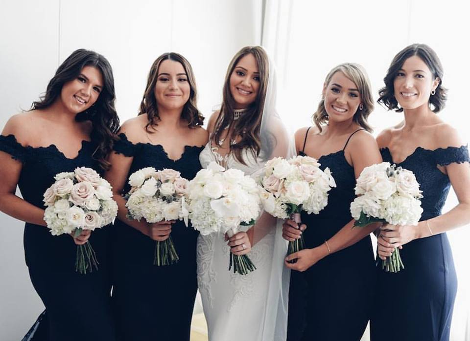 Chelsea 8033 Navy Bridesmaid Dresses Sydney Online Australia Afterpay
