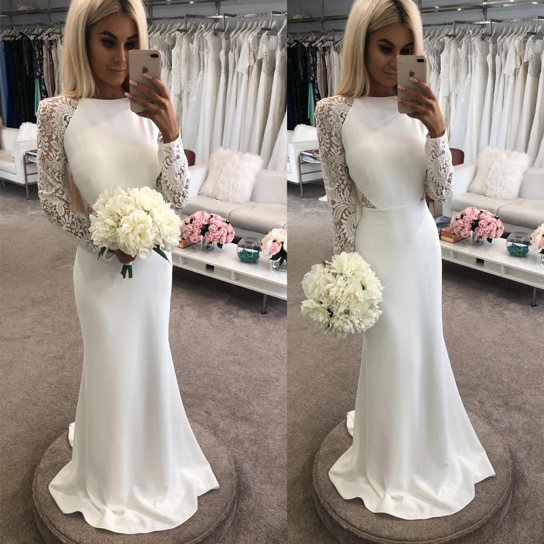 Lace Wedding Dresses Online Australia Sydney Melbourne Adelaide