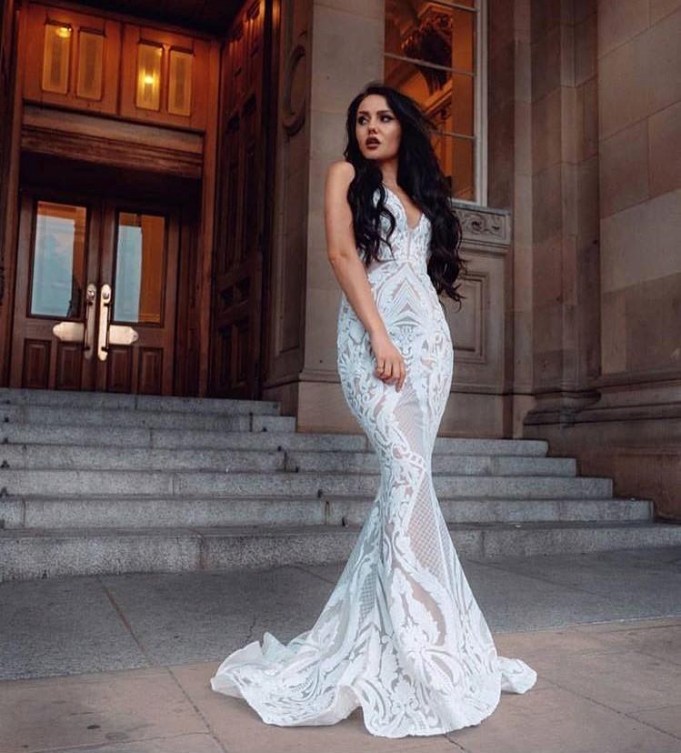 Sequin Wedding Dresses Online Australia Afterpay Sydney Melbourne ...