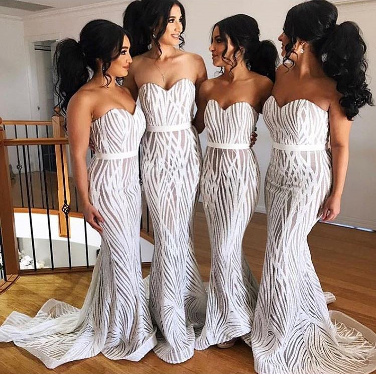 Sequin Bridesmaids Dresses Sequin Formal Dresses JX039 Marilyn Jadore Dresses
